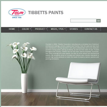 Tibbets Paints Inc.
